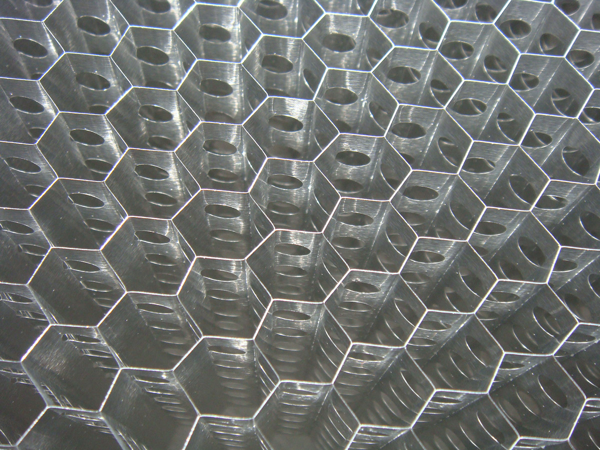 Drilled Honeycomb
