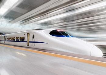 High Speed Train - China