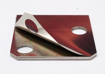 不锈钢可剥垫片