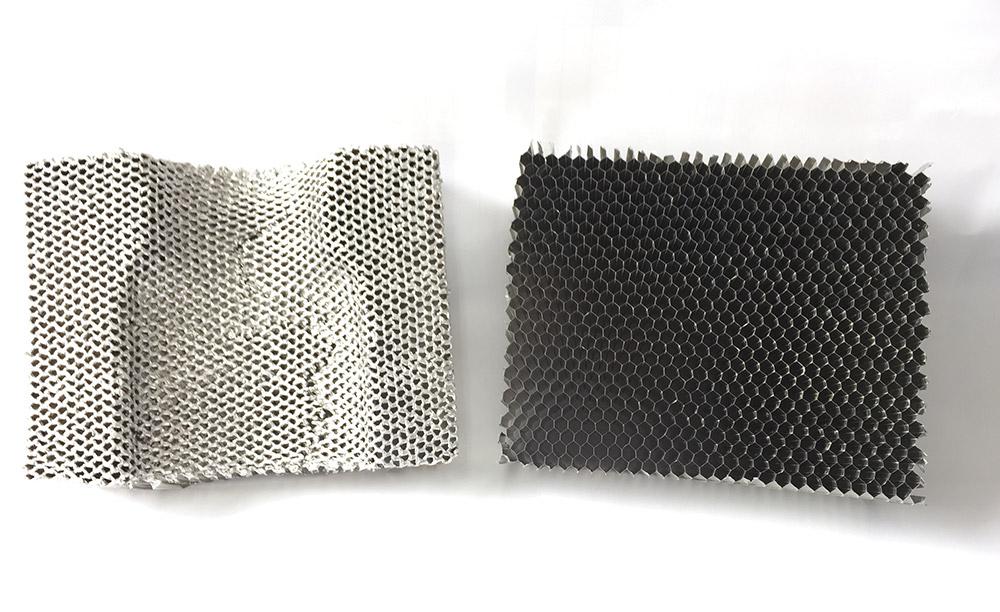 FLEX-PLI蜂窝铝材料 能量吸收块