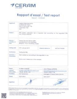 MDB-R95证书